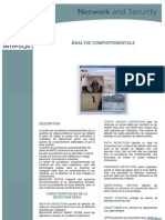 Amesys analyse comportementale