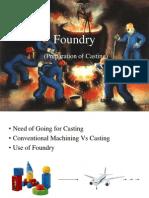 Foundry (Casting) - Presentation