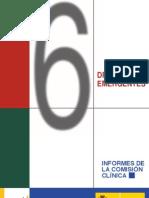 Drogas Emergentes. Informe de la Comisión Clínica