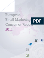 Email Marketing Report Europe 2011 It