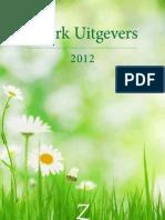 ZWERK Uitgevers - Folder Voorjaar 2012