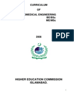 Bio Medical Engineering 2008