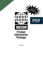 Brixon Product Info