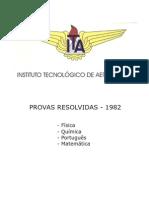 RESOLUCAO ITA_-_1982