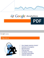 Google Analytics Process