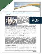 Articulos Administración de Proyectos Importancia de la Administración