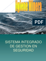 Sistema Integrado de Gestion de Seguridad