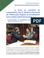 07-12-11 ALCALDÍA_Convenio con Tráfico
