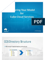 2.8 - Preparing Your Model for Cube Cloud Services