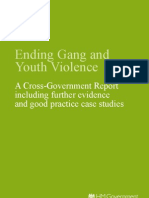Gang Violence Detail Report