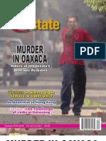 Murder in Oaxaca