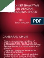 Asuhan Keperawatan Klien Dengan Kardiogenik Shock