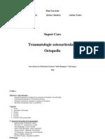 Ortopedie Traumatologie Curs