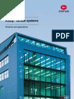 Kalzip Facade Systems