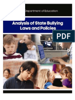 State-bullying-laws Federal DOE Dec 2011