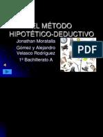 EL MÉTODO HIPOTÉTICO-DEDUCTIVO_1
