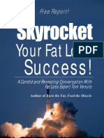 Skyrocket Fat Loss