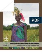 AfricaRice Annual Report 2010