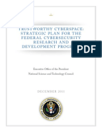Fed Cyber Security Rd Strategic Plan 2011