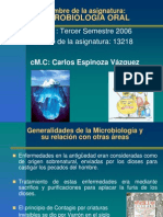 Generalidades Microbiologia 2006