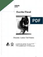 Apostila SESCON - Escrita Fiscal