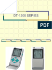 DT-1200 manual