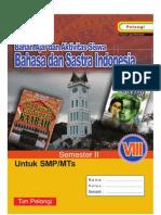 Bhs Ind SMP Semester 2 Penulis MGMP Bahasa Indonesia Kota Bukittinggi