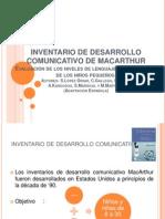 INVENTARIO DE DESARROLLO 2