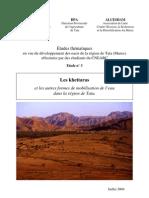 Les khettaras et les autres formes de mobilisation de l'eau dans la région de Tata