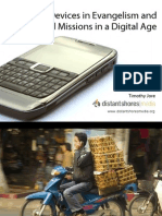 Mobile Devices in Evangelism and World Missions in a Digital Age
