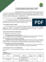 EDITAL_031_1_EXAME_SELEÇÃO_2012_CURSOS_TÉCNICOS_IFMG