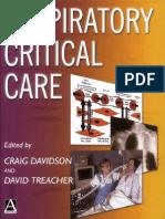 Respiratory Critical Care