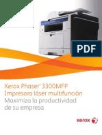 Phaser 3300MFP
