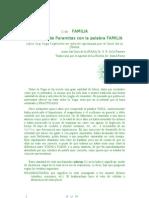 (2 de)     FAMILIA