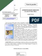 Anthropologie de l'irrigation