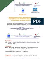 Stratégies de la lutte contre la désertification dans les régions arides avec l'implication des communautés agropastorales locales en Afrique du Nord