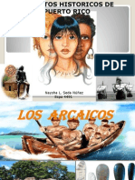 Aspectos Historicos de Puerto Rico