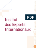 Article Expertise Internationnale 71