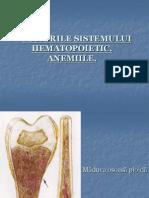 08.Anemiile hemoblastoze STOM