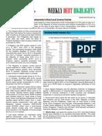 Asia - Weekly Debt Highlights