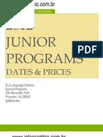ELS Junior Programs 2012 Brochure