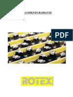 Piso Radiante ROTEX Apresentacao