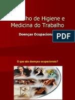 Trabalho de Higiene e Medicina Do Trabalho