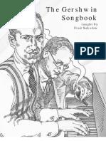 GershwinSongbookDVDBooklet