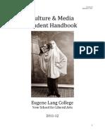 CMS Student Handbook v.1.1