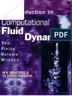 An Introduction to Computational Fluid Dynamics - Versteeg