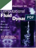 An Introduction to Computational Fluid Dynamics - Versteeg