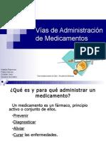 Admin is Trac In de Medicamentos Seminario