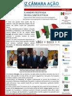 LCA 2011 IT Ed. 006 - 150 Anniversario dell'Unità d'Italia