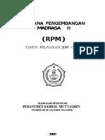 RPM MTs tahun2009-2010